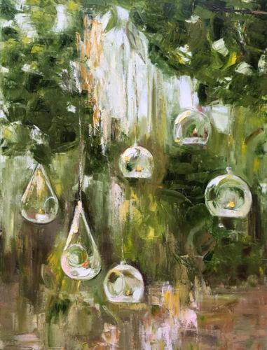 Lluvia de burbujas