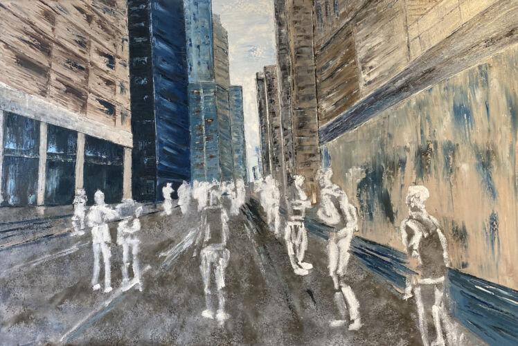 Fantasmas en la ciudad