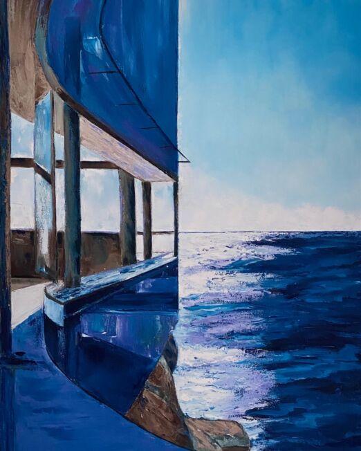 Mirador al mar
